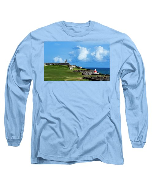 El Morro Long Sleeve T-Shirt