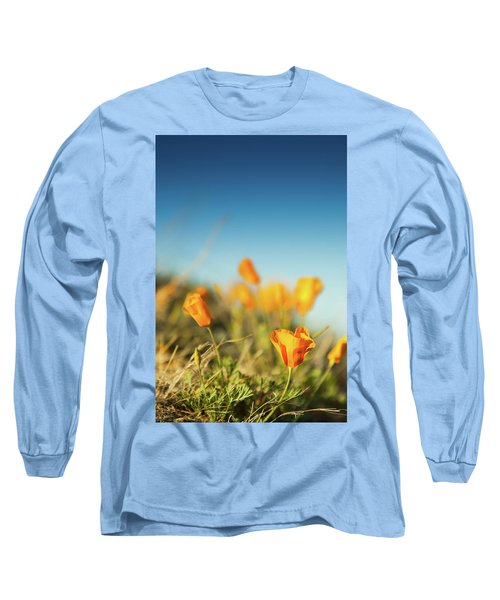 El Paso Poppies Long Sleeve T-Shirt