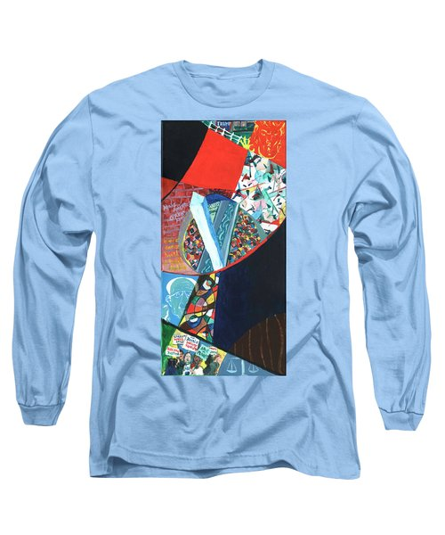 Election Of Outsiders 2016 Long Sleeve T-Shirt