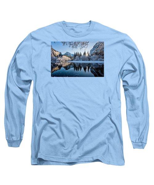 Granite Sunrise Long Sleeve T-Shirt