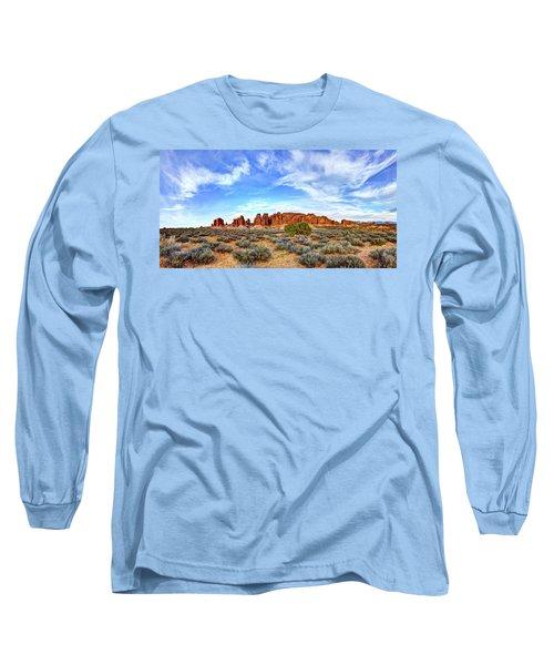 Elephant Butte Long Sleeve T-Shirt