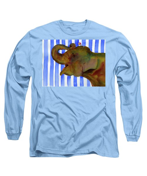 Elephant Joy Long Sleeve T-Shirt