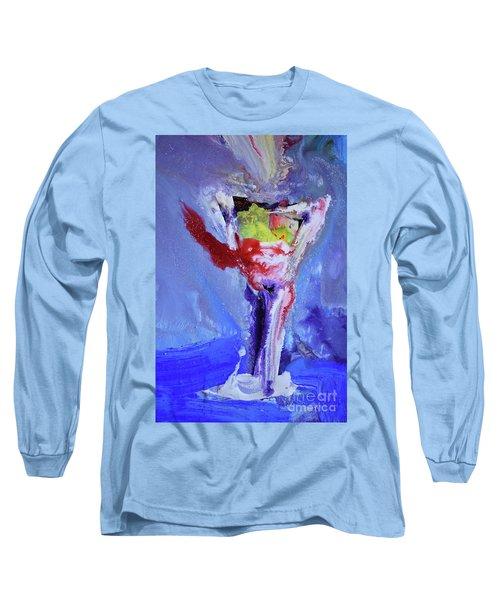 Elixir Of Life II Long Sleeve T-Shirt by Amara Dacer