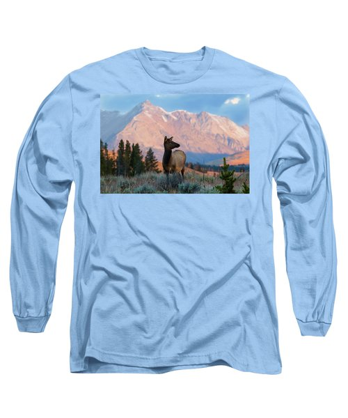 Elk Majesty Long Sleeve T-Shirt