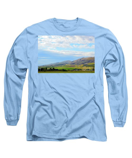 Ellensburg - Manastash Ridge Long Sleeve T-Shirt