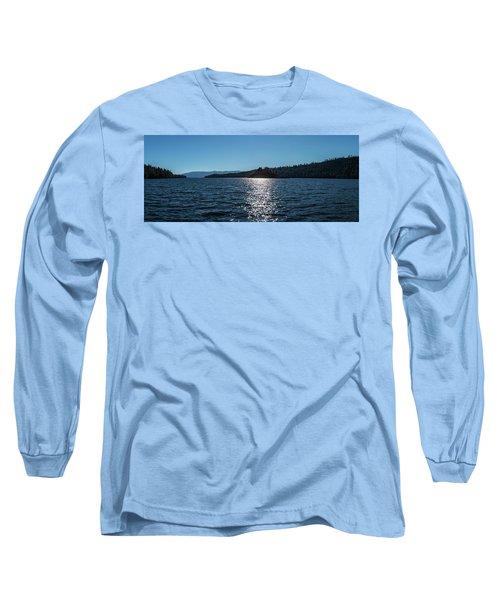 Emerald Bay - Panorama Long Sleeve T-Shirt