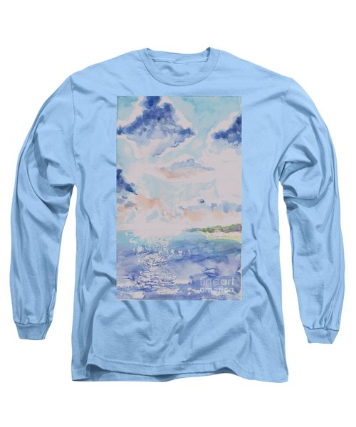 Emerging Sun 2 Long Sleeve T-Shirt