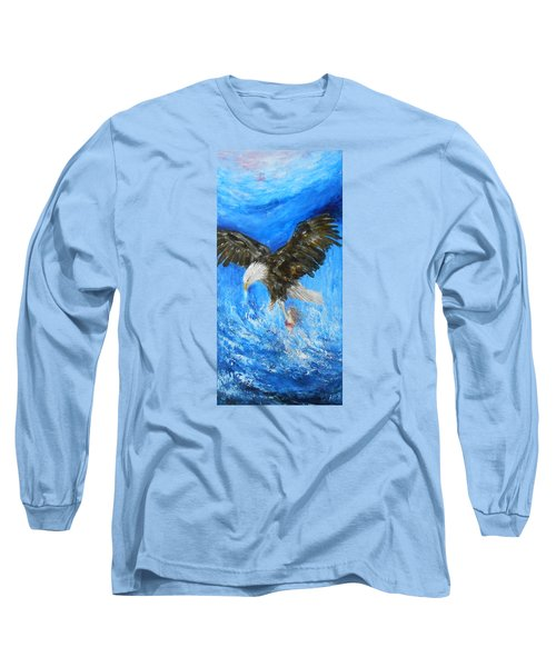 Enchantment Long Sleeve T-Shirt by Jane See