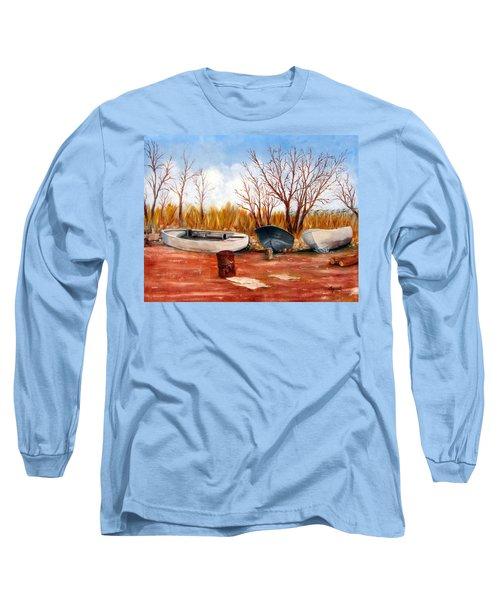 Encroachment In Belford Long Sleeve T-Shirt