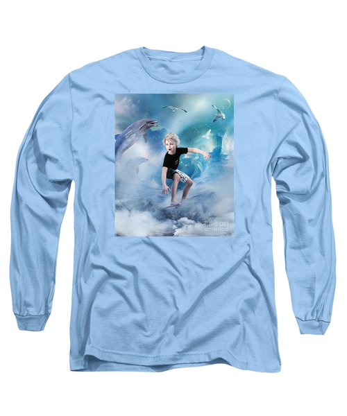 Endless Wave Long Sleeve T-Shirt
