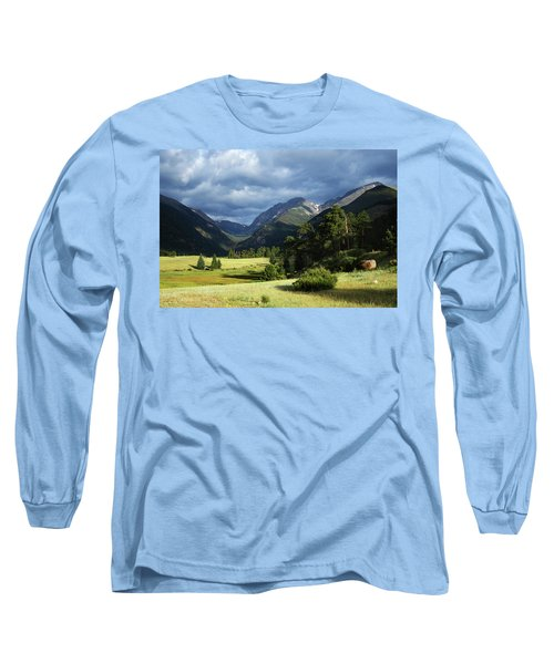 Endovalley Aftenoon Long Sleeve T-Shirt