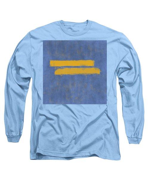 Equal Long Sleeve T-Shirt