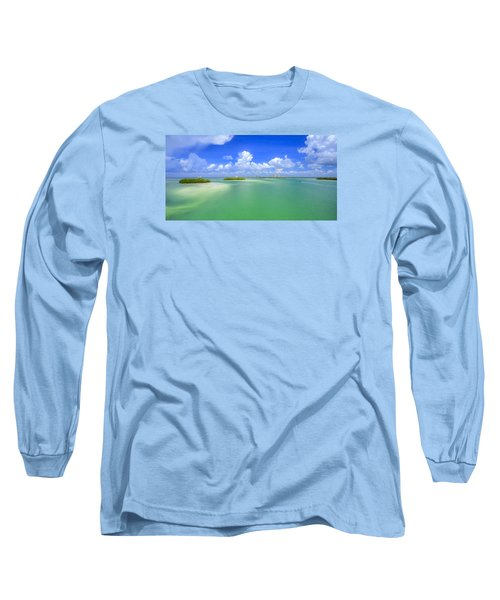 Estero Bay Long Sleeve T-Shirt by Sean Allen