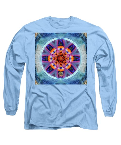 Eudaimonia-custom1 Long Sleeve T-Shirt