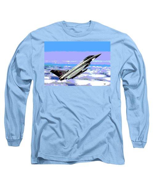 Eurofighter Typhoon Long Sleeve T-Shirt