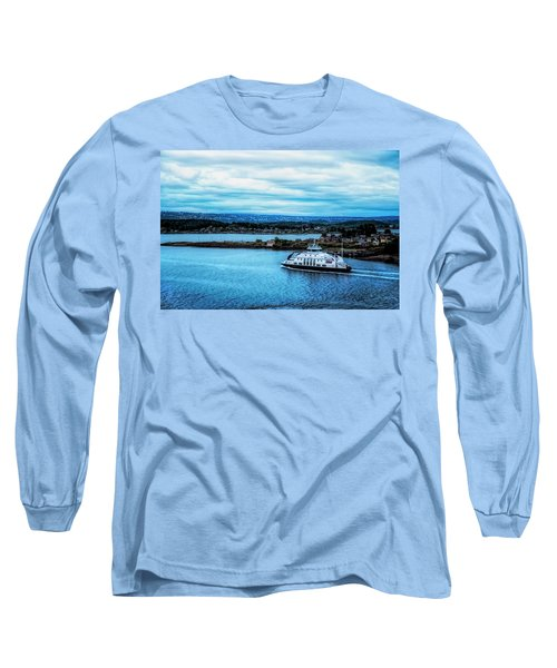 Evening Commute Long Sleeve T-Shirt