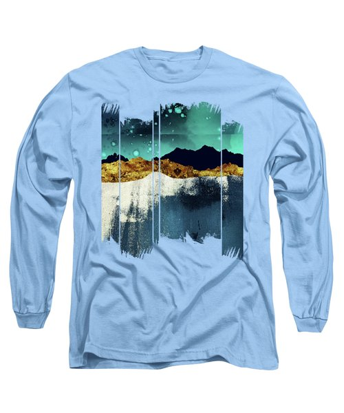 Evening Stars Long Sleeve T-Shirt by Katherine Smit