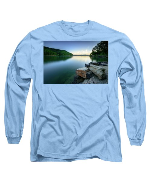 Evening Thoughts Long Sleeve T-Shirt