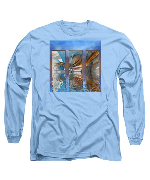 Exhibition Under The Sky Long Sleeve T-Shirt