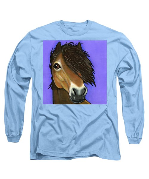 Exmoor Pony  Long Sleeve T-Shirt