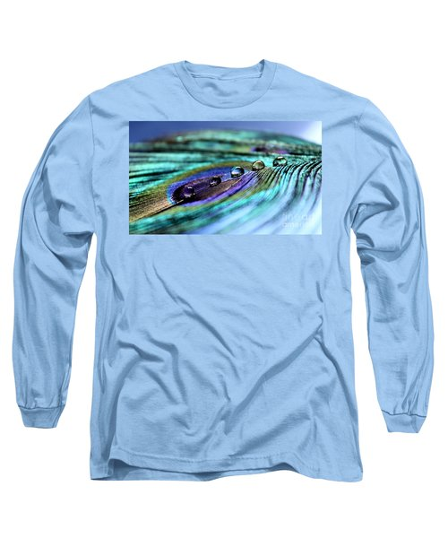 Exotic Drops Of Life Long Sleeve T-Shirt