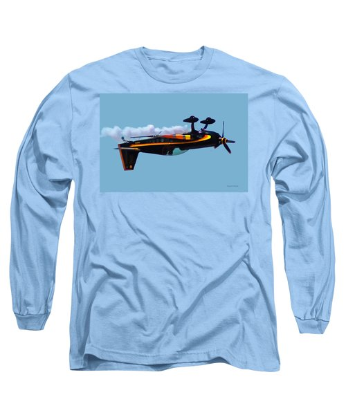 Extra 300s Stunt Plane Long Sleeve T-Shirt