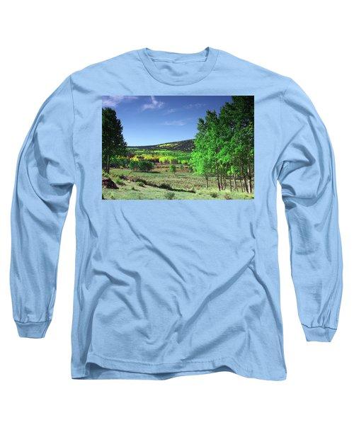 Faafallscene106 Long Sleeve T-Shirt