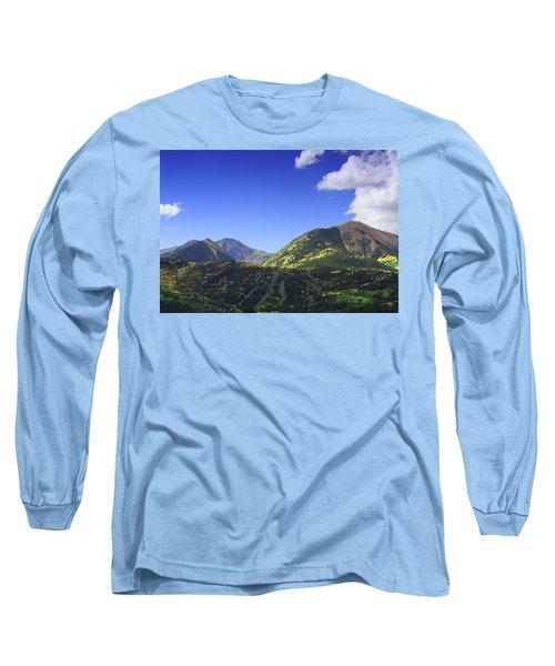 Faafallscene107 Long Sleeve T-Shirt