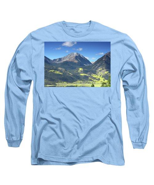 Faafallscene109 Long Sleeve T-Shirt