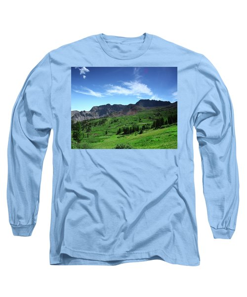 Faasummerscene108 Long Sleeve T-Shirt