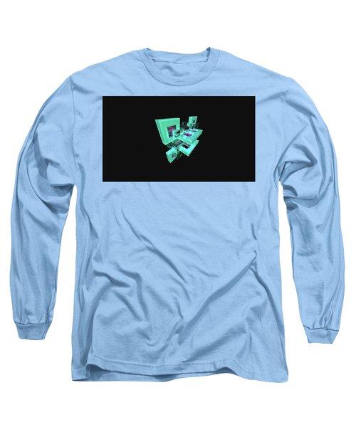 Facets Long Sleeve T-Shirt