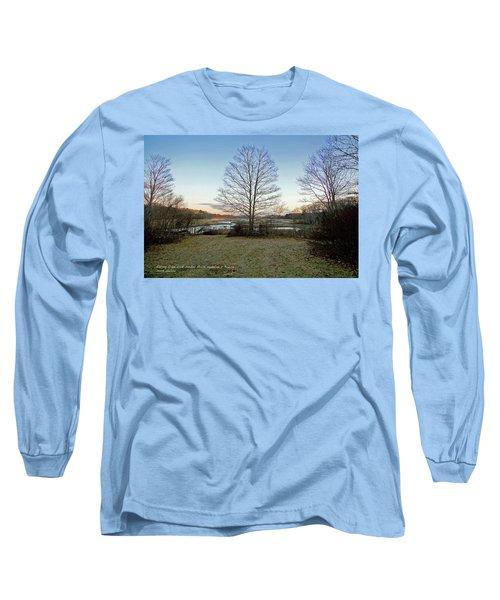 Facing Brave Boat Harbor Long Sleeve T-Shirt