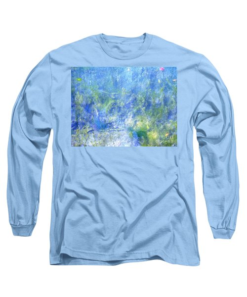 Long Sleeve T-Shirt featuring the photograph Fairy Ring Beneath The Surface by Melissa Stoudt