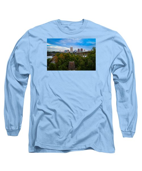 Fall Approaching In Richmond Long Sleeve T-Shirt