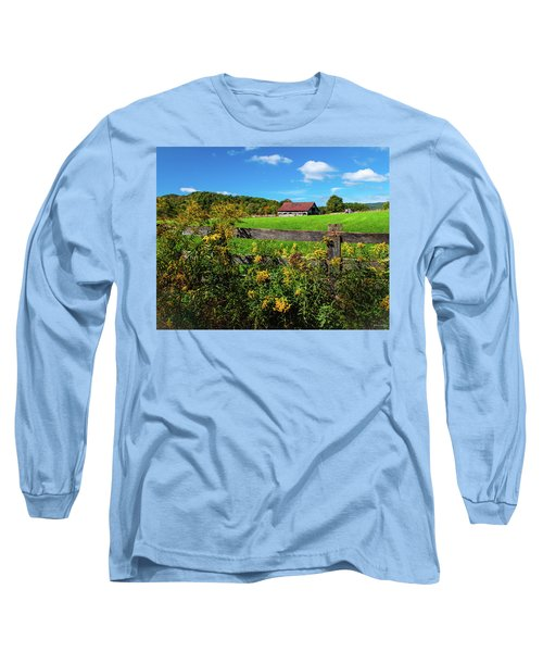 Fall Farm Long Sleeve T-Shirt