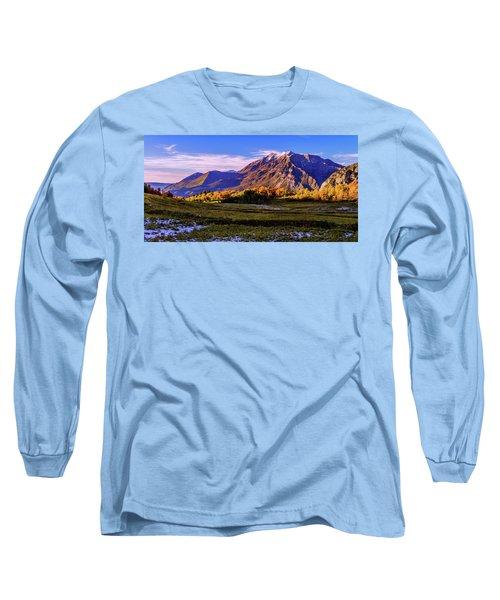 Fall Meadow Long Sleeve T-Shirt