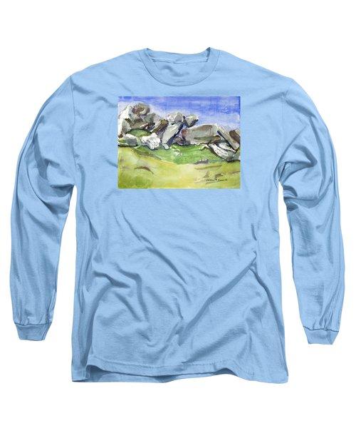 Fallen Stones Long Sleeve T-Shirt