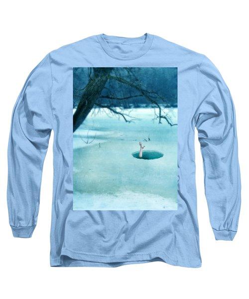 Fallen Through The Ice Long Sleeve T-Shirt