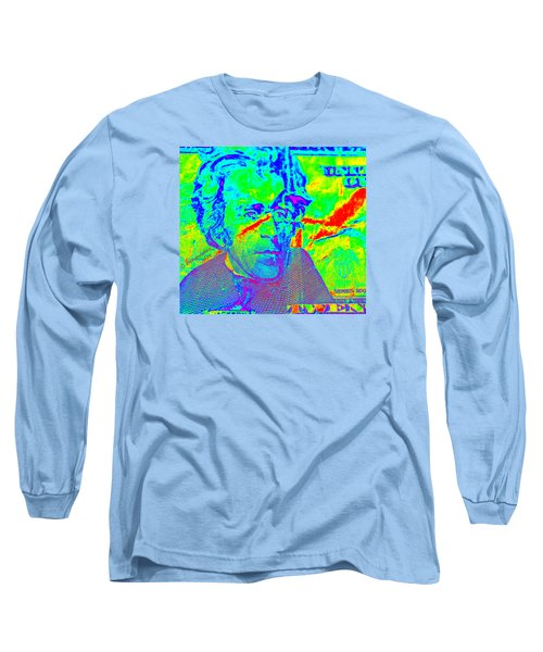 Far Out Funds Long Sleeve T-Shirt