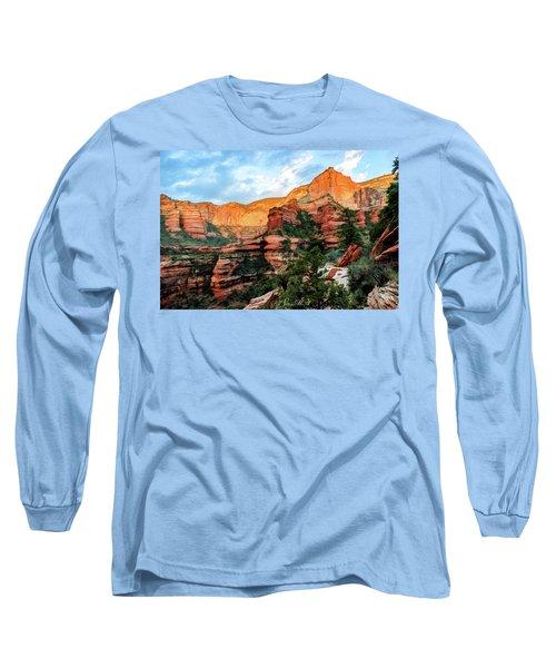 Fay Canyon 07-053 Long Sleeve T-Shirt by Scott McAllister