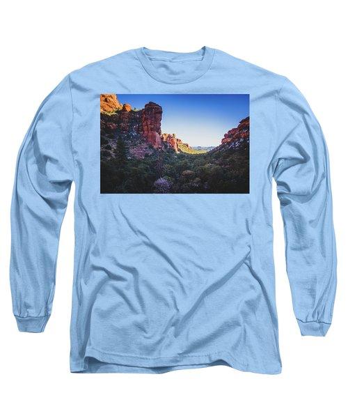 Fay Canyon Vista Long Sleeve T-Shirt