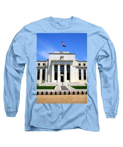 Federal Reserve Long Sleeve T-Shirt