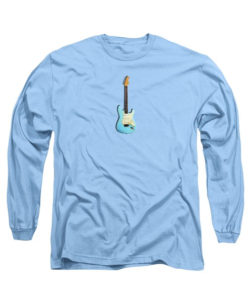 Fender Stratocaster 64 Long Sleeve T-Shirt by Mark Rogan