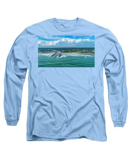 Fenway Beach, Weekapaug,ri Long Sleeve T-Shirt