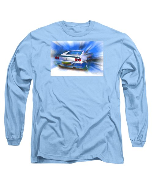 Ferrari 355 Berlinetta Long Sleeve T-Shirt