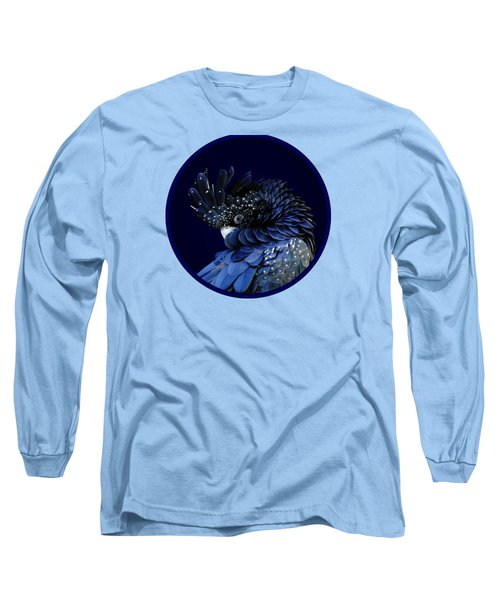 Fibonacci Cockatoo Long Sleeve T-Shirt