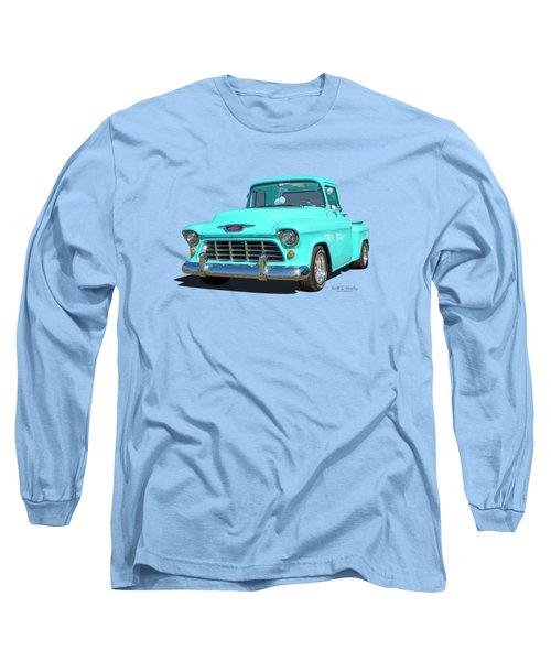 Fifty5 Stepside Pickup Long Sleeve T-Shirt
