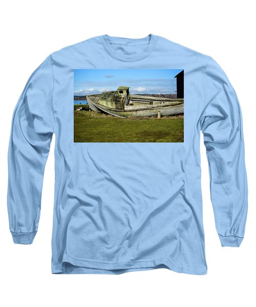 Final Port Long Sleeve T-Shirt