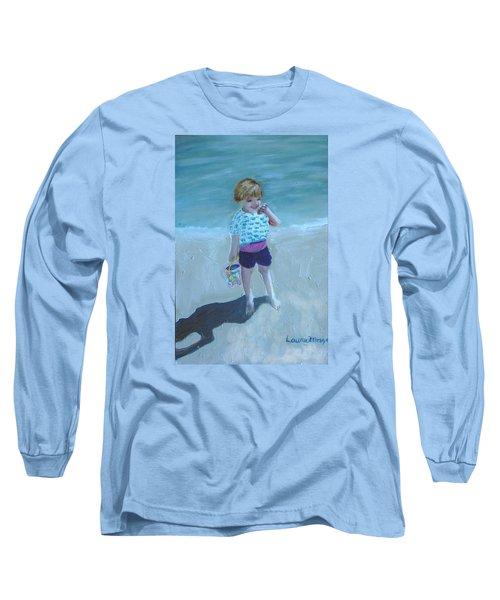 Finding Treasure Long Sleeve T-Shirt