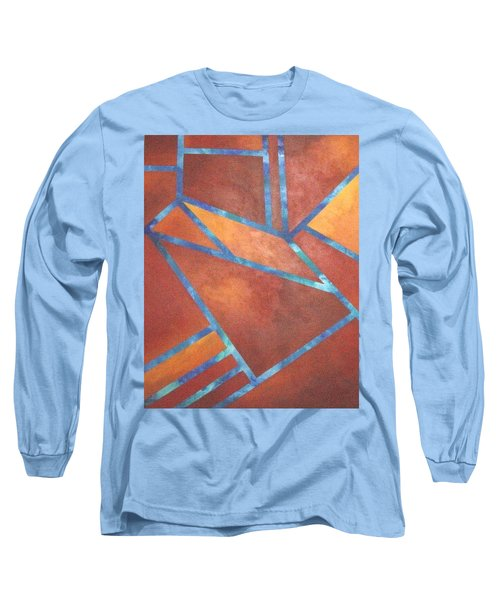 Fire From The Sky Long Sleeve T-Shirt